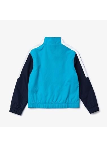 Lacoste Unisex Çocuk Sport Eşofman Takım WJ3296.YMG Mavi
